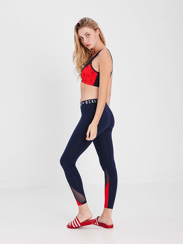Simple Blvd Stars Leggings