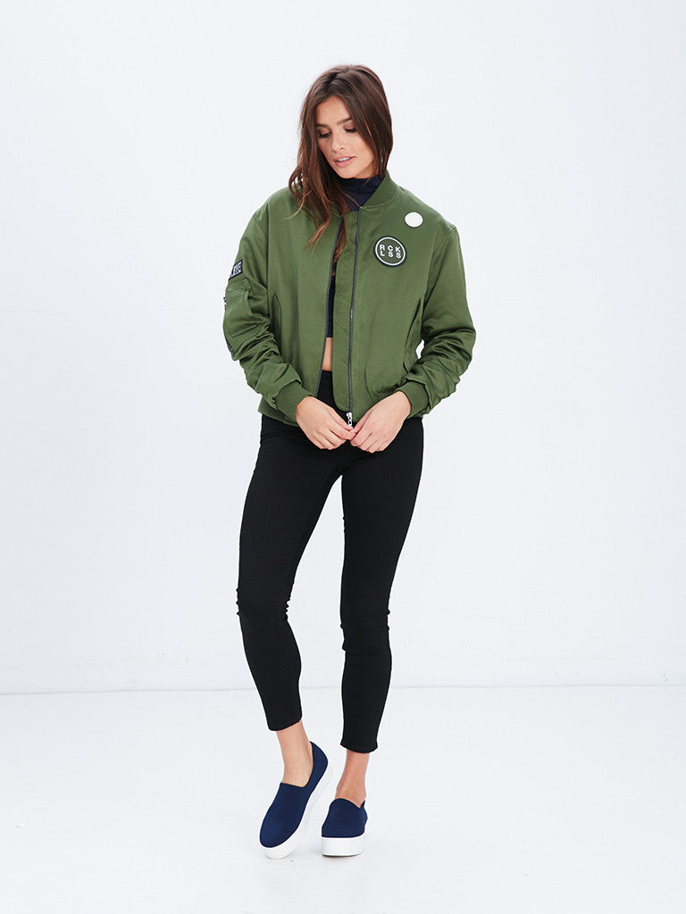 Admiral Bomber Jacket