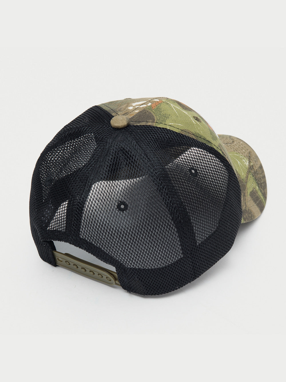 Civil Camo Leaf Trucker Hat