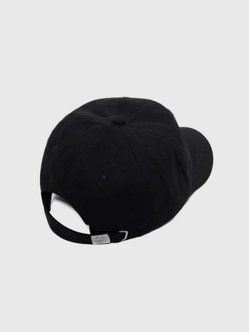 Signature Dad Hat- Black