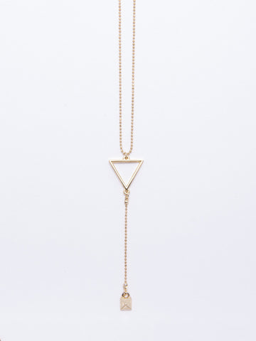 Gold Hypno Necklace