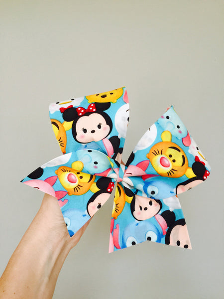 TSUM TSUM BIG FACES CHEER BOW