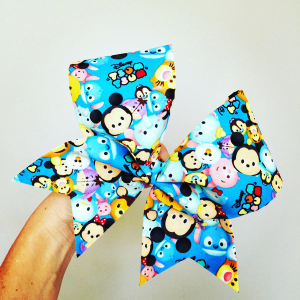 Tsum Tsum Cheer Bow