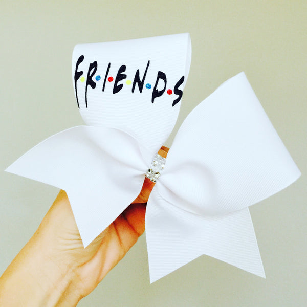 Friends Cheer Bow