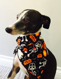 Star Wars Halloween Dog Bandana