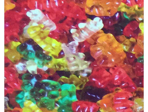 10 Gummy Bear Bows