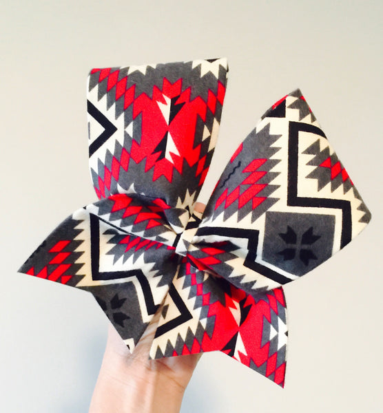 Navajo cheer bow Indian Aztec