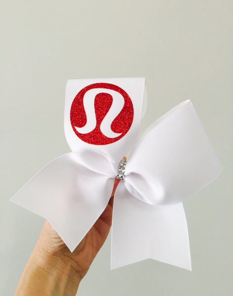Lululemon Cheer Bow
