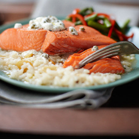 Sockeye Salmon Share, Fillet/Portion Combo