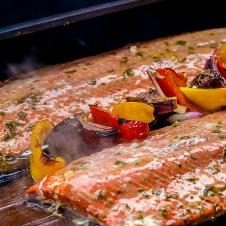 Sockeye Salmon, Fillets, IN-STOCK
