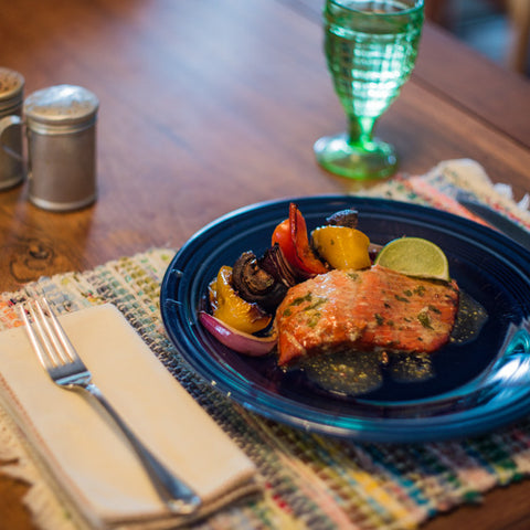 Sockeye Salmon Share, Portions
