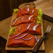 Sockeye Salmon, Portions, SHIPS NOW
