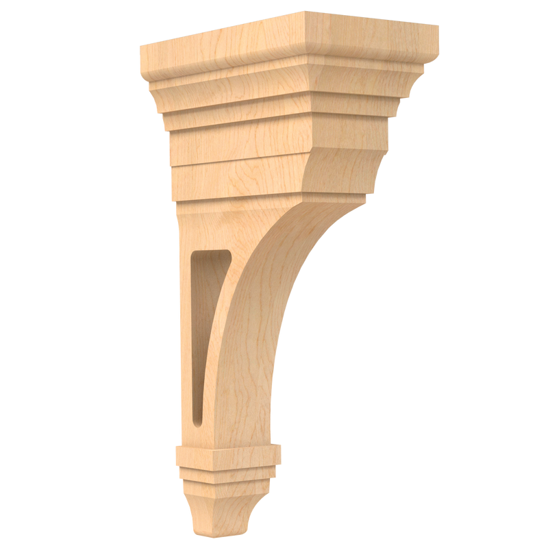 Arts & Crafts Open Corbel