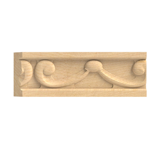Country French Carving