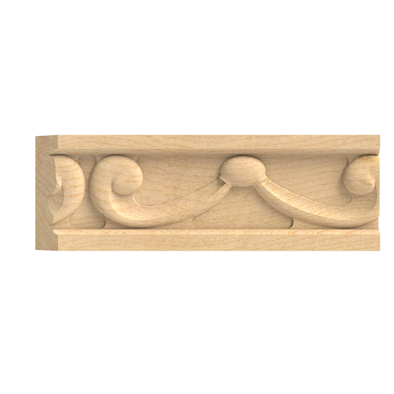 Country French Molding Insert