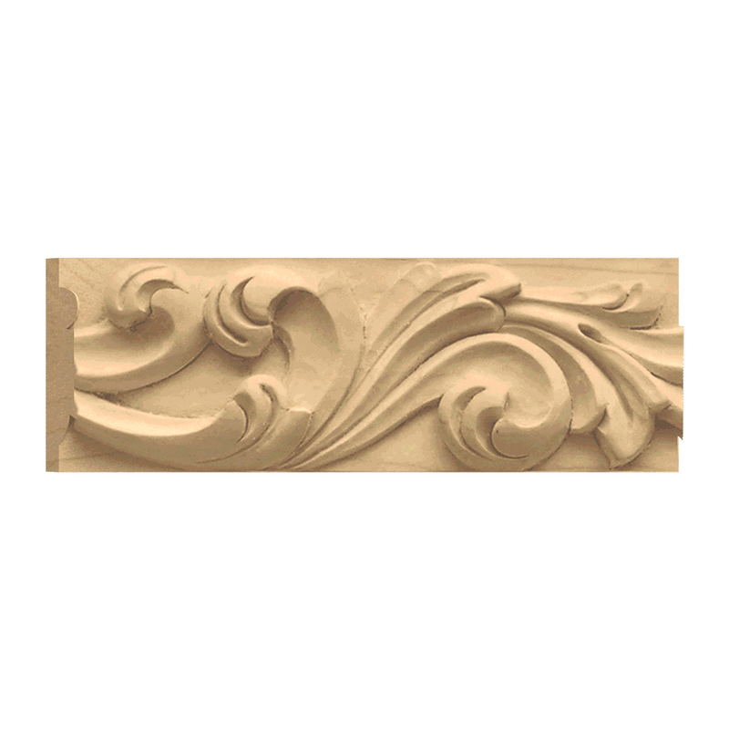 Acanthus Carving
