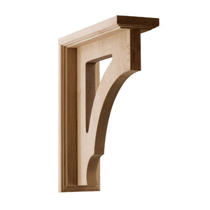 Arts & Crafts Countertop Support Bracket