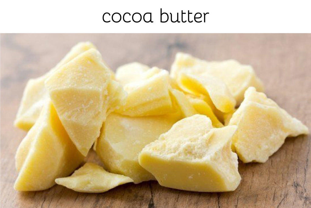Naturally occurring butter, great for softening the skin. - Sweet Cheeks NZ
