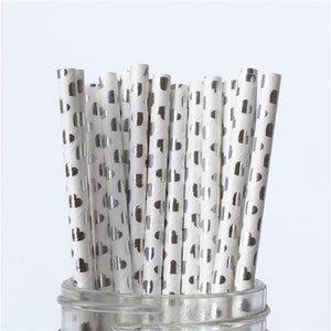Variety packs of Paper Straws