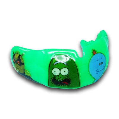<span>Mouthguard</span> w/ Graphics | Mouthpiece Guy