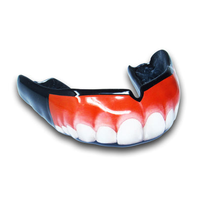 <span>Real Teeth</span> Mouthguard | Mouthpiece Guy