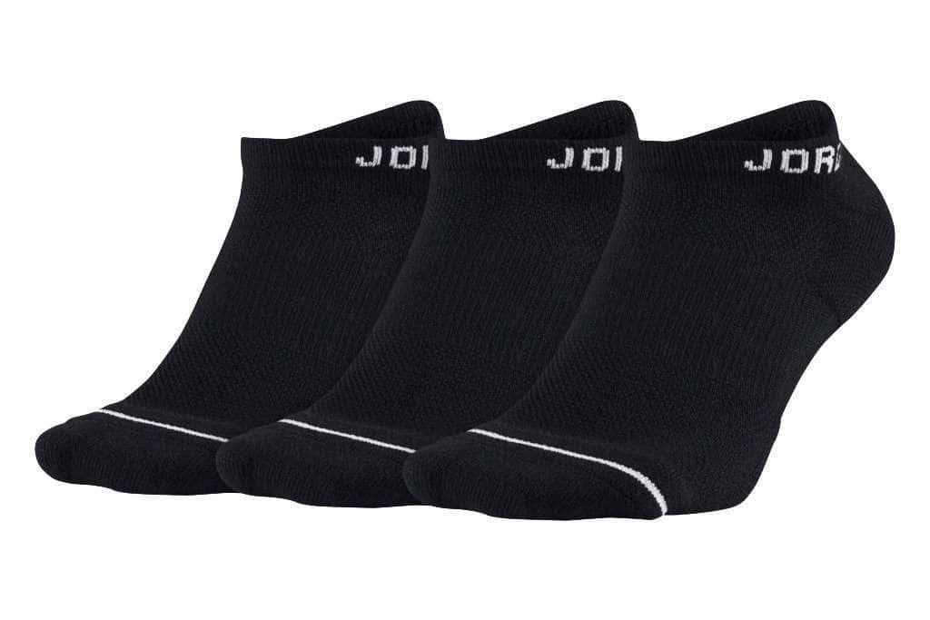 GBNY S Jordan Jumpman No-Show 3 Pack Socks 65965859883 SX5546-010