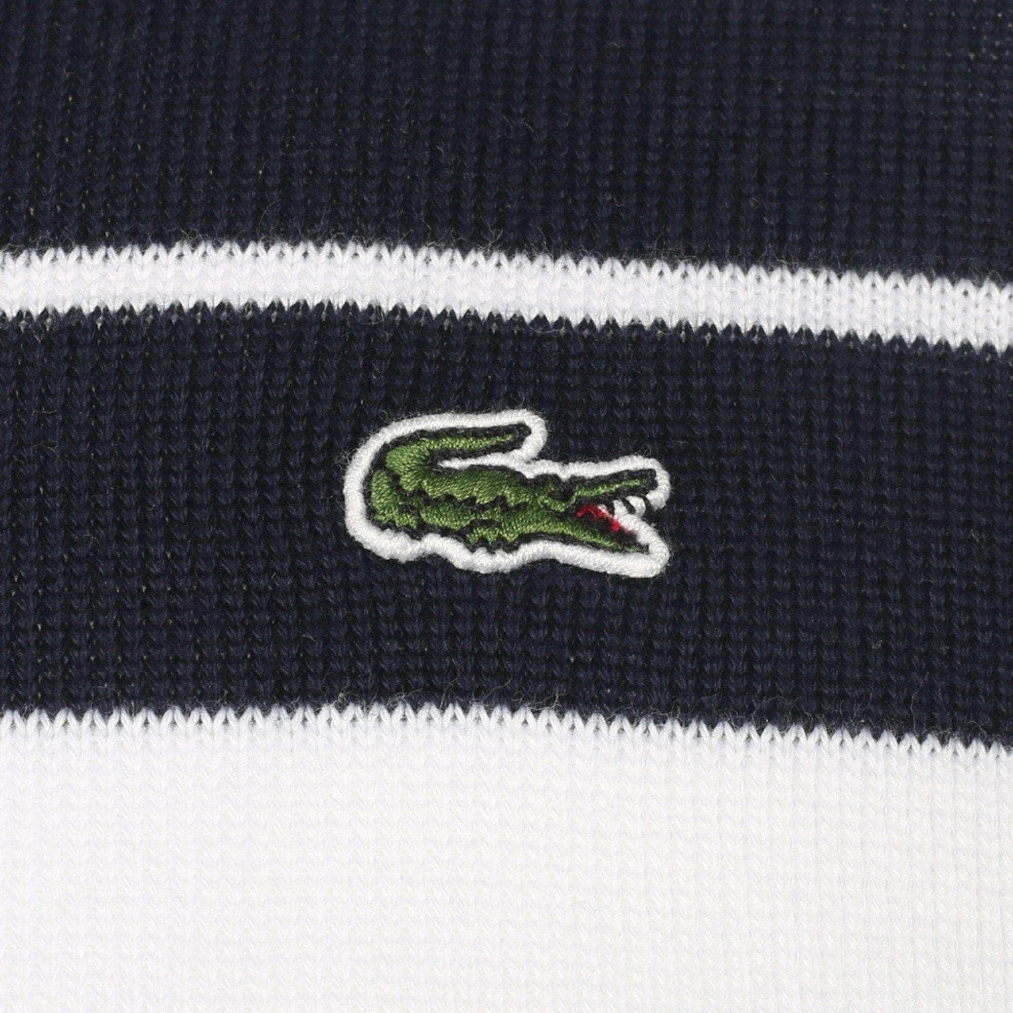 Lacoste APPAREL LACOSTE CLASSIC LONG SLEEVE COTTON SWEATER - Men's