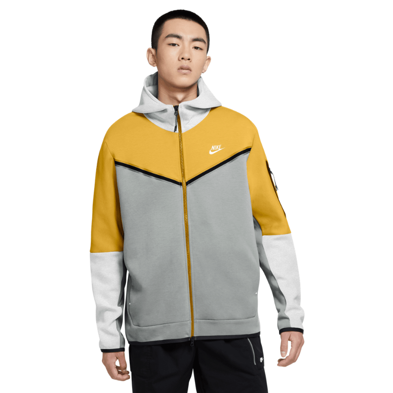 Nike APPAREL Nike Sportswear Tech Fleece Full Zip Hoodie - Men's