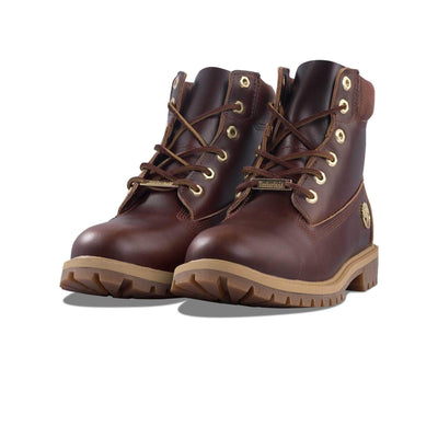 Timberland FOOTWEAR Timberland 6 IN Premium WP Boot - Boy's
