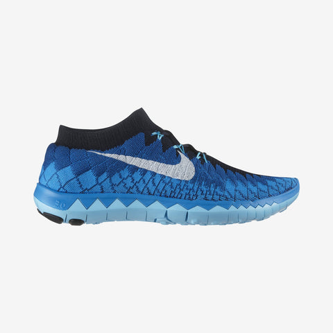 0ce92b122c2c Nike Free 3.0 Flyknit (Blue) – Shoe World