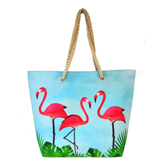 Flamingos Tote Bag - TAO 919