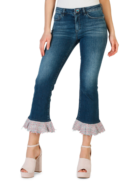 Pinko Cropped Jeans - Size 31 - TAO 919