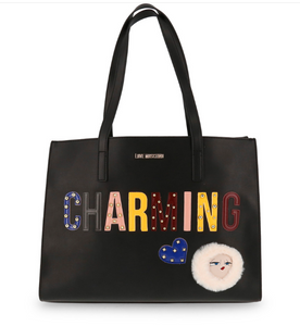 Love Moschino Charming Shopping Bag - LAST ONE