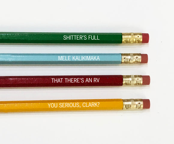 YOU SERIOUS, CLARK? Pencil Set