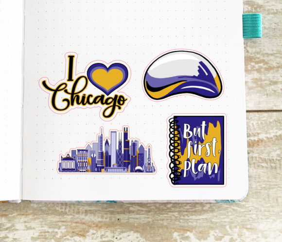 Chicago Die Cuts