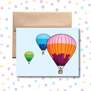 GC0107 Hot Air Balloons Box Set