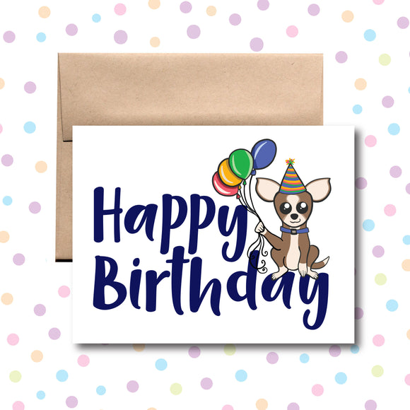 GC0114 Happy Birthday Sheldon Card