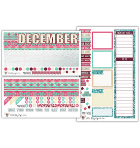 MNTH012 // December Monthly Kit