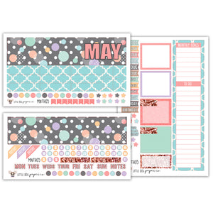MNTH05 // May Monthly Kit