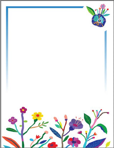 PP020 // Printable Stationery