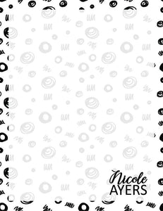 PP038 // Personalized Stationery