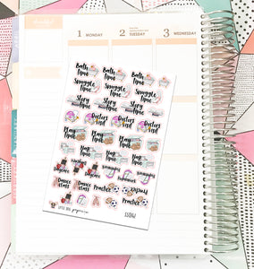 SS0141 // Mom Icons // Planner Stickers