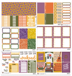 WK065 // PIVOT Collection // Planner Stickers
