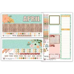 MNTH04 // April Monthly Kit