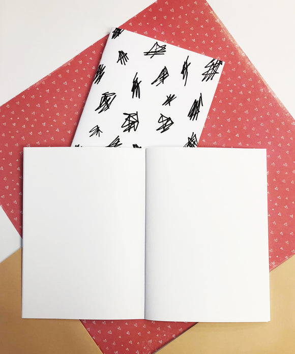 B6 Traveler's Notebook Inserts // Blank