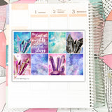 Brightest Stars Collection // Planner Stickers