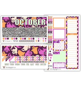 MNTH010 // October Monthly Kit