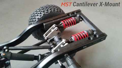 MST Cantilever X-Mount Kit