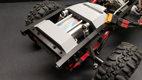 "RC4WD Trail Finder 2 ""Stealth"" Mount"