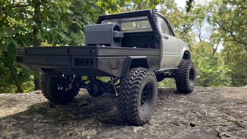"""Bob-Tail"" Flatbed kit for RC4WD Tf2"